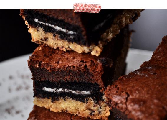 schlampiger Brownie