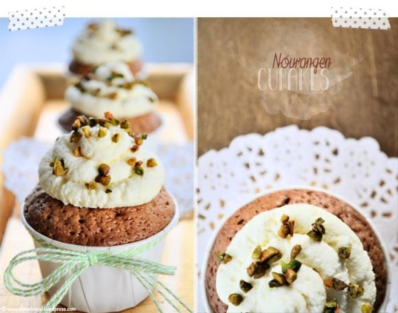 Nourangen Cupcakes